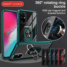 Pour Samsung Galaxy S20 FE 5G Magnétique Transparent étui antichoc coque support