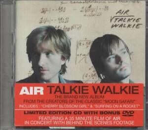 Air Talkie Walkie Limited Edition CD + DVD NEU Venus Cherry Blossom Girl Mike Mi