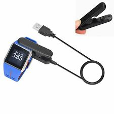 USB Charging Cradle Cable Charger For POLAR Polar V800 GPS Sport Smart Watch