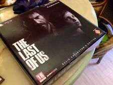 THE LAST OF US ELLIE COLLECTOR LIMITED EDITION PS3 NEW SEALED NUOVO SIGILLATO