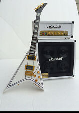 Randy Rhoads Ozzy Custom Concorde V and Amp Miniature Set -Very Limited Quantity