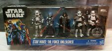 Star Wars FORCE UNLEASHED Sith & Imperial Troopers TRU EXCLUSIVE NEW Sealed