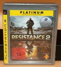 Resistance 2 - - PlayStation 3 / PS3 - NEU - OVP in Folie