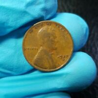 1927-S Lincoln Wheat Cent One 1 Penny San Francisco Mint In Mylar Flip KM 132