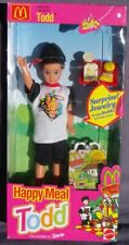 Barbie TODD HAPPY MEAL Mc Donald Twin Brother Of Stacie 1993 Mattel 11475 NRFB