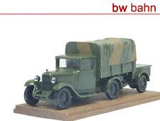 Micarola 1:43 ST5 Militär-Fahrzeug Citroen C4F Tarnfarbe Feldküche Neu