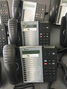 Mitel 5312 IP Phone Handset with Stand - Black - 50006474