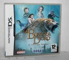 LA BUSSOLA D'ORO GIOCO USATO OTTIMO DS & 3DS EDIZIONE ITALIANA NC1