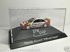 Herpa STW Cup DHL New Yorker Honda Accord Heger Nr.11 ohne OVP (PC2490)