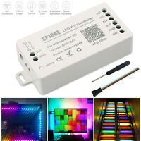 SP108E Magic Controller WIFI 2048 Pixels WS2811 WS2812B Led Strip DC5-24V
