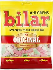 Ahlgrens Bilar - Soft Chewy Candy Cars - 1 pack - 125g - Swedish Candy