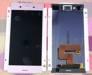 GENUINE PINK SONY XPERIA XZ1 G8341 IPS FHD LCD SCREEN DISPLAY No ADHESIVE