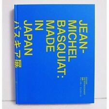 Jean-Michel Basquiat Made in Japan Exhibition Venue Official Catalog Art Book
