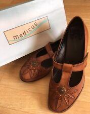 ☆☆ Damenschuhe, Größe 6,5, Voll Leder Ausstattung, Weite H , von Medicus☆☆