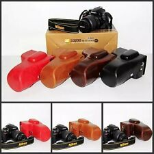 Camera case cover pouch bag For Nikon D3100 D3200 D3300 With18-55 lens
