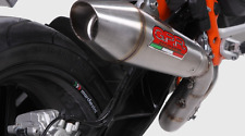 KTM 690 Duke Exhaust Stainless POWERCROSS by GPR Exhausts road legal