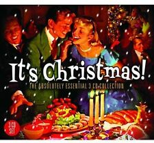 Various Artists - It's Christmas! the Absolutely Essential 3 CD Coll [New CD] UK