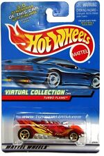 2000 Hot Wheels #112 Virtual Collection Turbo Flame