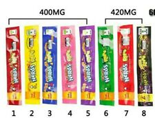 NERDS ROPES Medicated Empty Packaging Bags - 8 types - 100 pc pack