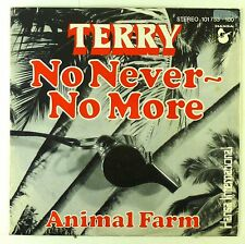 """7"""" Single - Terry  - No Never - No More - S2028 - washed & cleaned"""