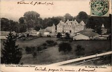 CPA  Les Monthairons - Le Chateau de Monthairons  (630988)