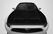 2015-2016 Ford Mustang Carbon Fiber GT500 Hood 1 pc 112581