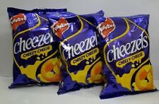 Twisties Cheezels Cheezy Cheese 60g X 3 Packs