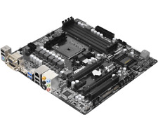 ASRock FM2A75M PRO4+ AMD A75 FCH (Hudson-D3) Socket FM2+ MOTHERBOARD