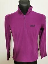 Jack Wolfskin Sweater Fleece Jacket Women's Size M