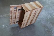 Schrank Aktenschrank Buche Kernbuche Masiv Holz Büroschrank Regal Bücherregal !