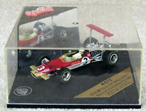 Quartzo 1:43 LOTUS 49B #3 Mario Andretti Winner 1969 South Africa Gran Prix 4012