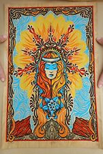 Posterscene Widespread Panic Red Rocks Art Print Jeff Wood JT Luchessi Poster
