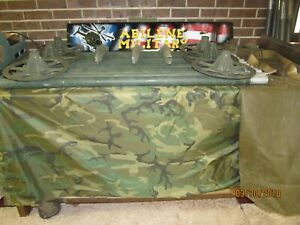 Military Camouflage Net Support System Aluminum Antenna Mast Poles Smooth