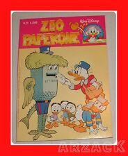 ZIO PAPERONE N 21 Walt Disney 1991 OTTIMO