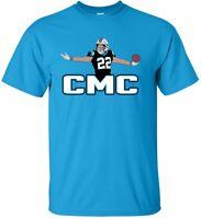 Christian McCaffrey Carolina Panthers CMC PIC T-Shirt