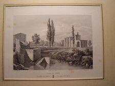 España. Valencia. «Ninfea de Lyria» Alexandre Laborde (1810-11).