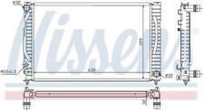 Radiator-GAS, Std Trans, Natural, B5 Front Nissens 60497
