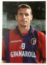 Cartolina Bologna Calcio 1997-98 Oscar Magoni