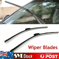 "Bracketless Wiper Blade Refill 22""+19"" For Subaru Forester SG (02 - 08) Replace"