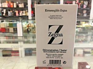 ERMENEGILDO ZEGNA Z ZEGNA AFTER SHAVE BALM 100 ML