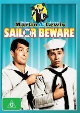 Jerry Lewis & Dean Martin: Sailor Beware (DVD, 2008) NEW R4