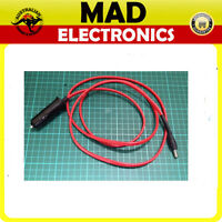 12V DC 7.5A Cigarette Lighter Power Lead For VAST DSR4639 DSD4121RV or TV