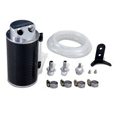 Mishimoto Universal Oil Catch Can Kit - Carbon Fibre