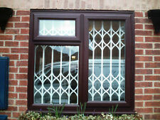 SECURITY GRILLES - concertina - Banham, Bradbury, SWS or Southern style