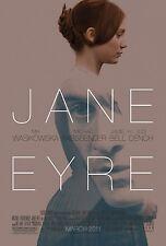 Jane Eyre movie poster print : 11 x 17 inches : Mia Wasikowska poster