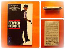 Dernier recours. Jérôme Preisler & Walter Hill.  Pocket policier N° 10204