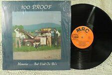 rare lp record album 100 Proof Whiskey Creek hillbilly bluegrass Waynesboro