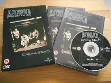 DVD Musik Metallica - Cunning Stunts 2 Disc Box (19 Song / 175 min ) UNIVERSAL