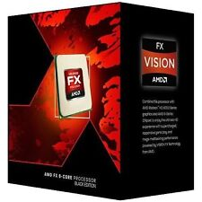 Prozessor / CPU Sockel AM3+ AMD FX-8350 (8x4GHz) Box mit Lüfter, Vishera-Kern