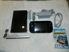 Nintendo Wii U System Console Complete Working + Game - You Pick Color!